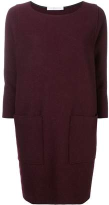 Harris Wharf London loose fitted shift dress