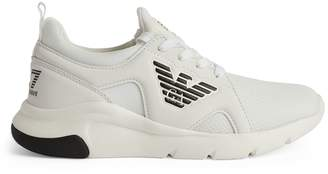 Giorgio Armani Racer Sneakers