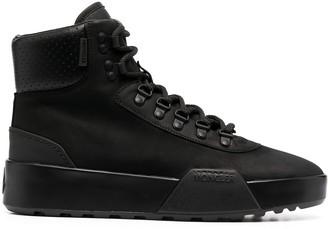 Moncler High-Top Sneakers