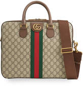 Gucci Men's Ophidia Soft GG Briefcase