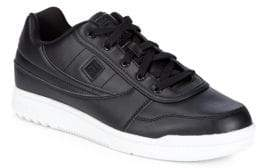 Fila Round Toe Low-Top Sneakers