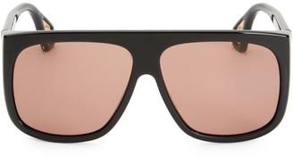 Gucci 62MM Shield Sunglasses