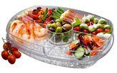 Prodyne Flip-Lid Appetizers on IceTM Tray