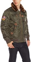 Alpha Industries Men's Injector Nylon Jacket
