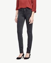 Ann Taylor Petite Ponte Skinny Pants