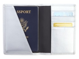 Royce Leather Royce New York Rfid Blocking Leather Passport Wallet