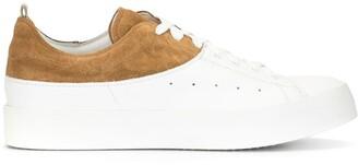 Officine Creative Colour Block Low-Top Sneakers