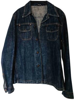 Miu Miu Navy Denim - Jeans Jackets
