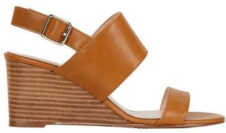 Jane Debster Diana Light Tan Glove Sandal