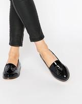 London Rebel Tassle Loafers
