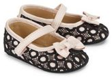 Kate Spade Girl's Lace Mary Jane Shoes