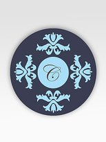 Preppy Plates Personalized Set of 4 Regal Plates