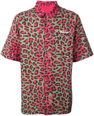 MHI Leopard-Print Shirt