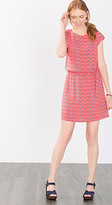 Esprit OUTLET floaty dress with floral print