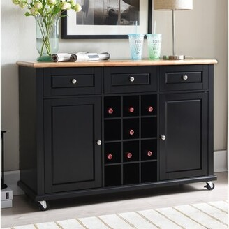 Darby Home Co Edney Bar Cabinet