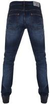 Nudie Jeans Dude Dan Regular Fit Jeans Navy
