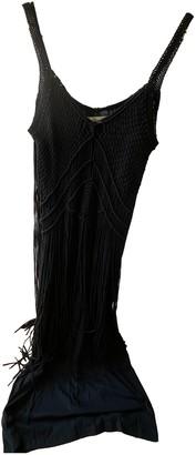 Denim & Supply Ralph Lauren Black Cotton Dress for Women