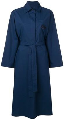 Etro Belted Shirt Dress