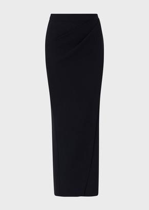 Giorgio Armani Long Wrap Skirt