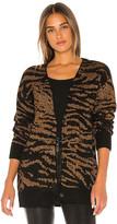 Pam & Gela Tiger Cardigan