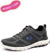 Skechers Men's Skech Flex Power Alley Charcoal/Blue