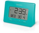 Oregon Scientific RM938 Gray Dual Alarm Atomic Time & Calendar with Snooze