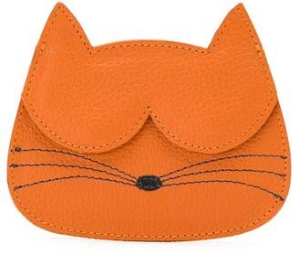 Sarah Chofakian Cat card holder