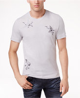INC International Concepts Men's Embroidered Bird T-Shirt, Created for Macy's