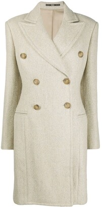 Gianfranco Ferré Pre-Owned 1990s Double-Breasted Coat