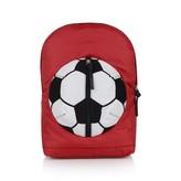 Dolce & Gabbana Dolce & GabbanaBoys Red Football Backpack