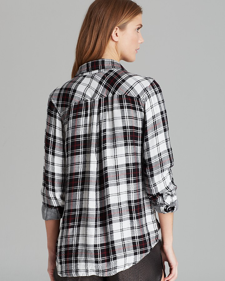 Rails Shirt - Kendra Plaid