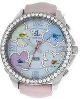 Jacob & co Five Time Zones JC-ATH10 Stainless Steel Quartz 47mm Unisex Watch