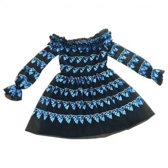Giamba Blue Dress for Women