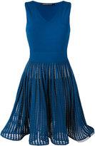 Antonino Valenti - fit-and-flare dress - women - Silk/Polyester/Viscose - 42