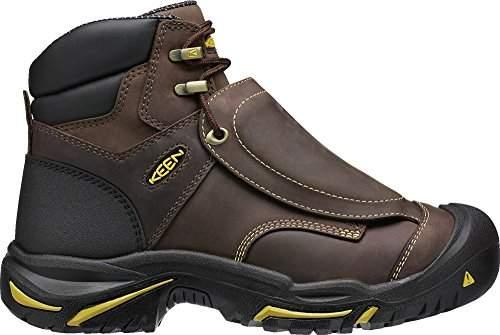Keen Men's MT. Vernon Met Industrial and Construction Shoe