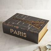 Pier 1 Imports Paris Book Box