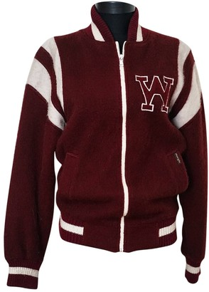 Wrangler Burgundy Jacket for Women
