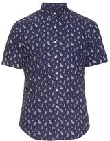 Polo Ralph Lauren Sailboat Oxford Short-sleeve Shirt