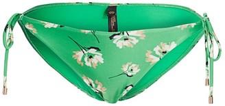 Vix By Paula Hermanny Petals Side-Tie Bikini Bottom