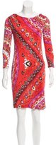Emilio Pucci Casual Printed Dress