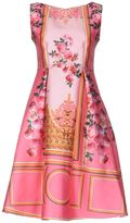 Red Carpet Knee-length dresses
