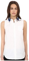 DSQUARED2 Elinor Sleeveless Boxy Shirt