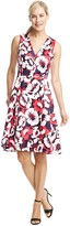 Draper James Amaryllis Floral Amelia Dress