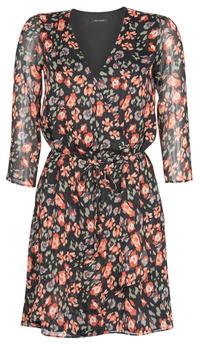 Ikks BQ30095-03 women's Dress in Multicolour