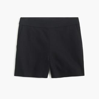 J.Crew Basketweave short with side zip