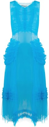 Molly Goddard Mesh Net Dress