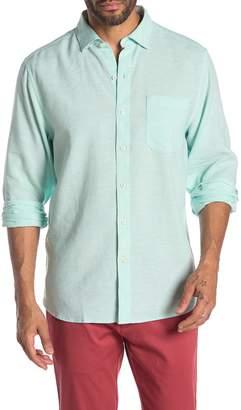 Tommy Bahama Lanai Tides Linen Blend Shirt