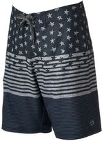 Ocean Current Men's Stretch Board Shorts