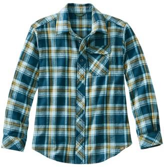 L.L. Bean Kids' Flannel Shirt