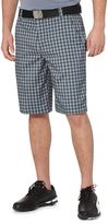 Puma Tech GT Plaid Golf Shorts